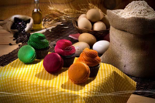 استودیو ژو - عکاسی مواد غذایی کاپ کیک سوئیت بلیس - عکاسی تبلیغاتی و صنعتی