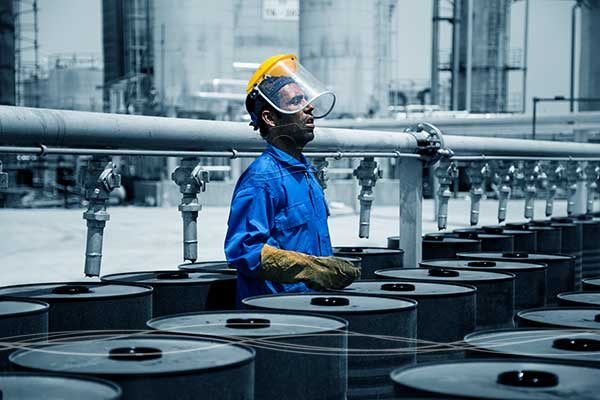 عکاسی پرتره تبلیغاتی کارخانه پتروشیمی