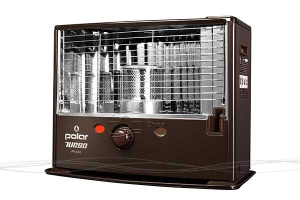 عکاسی صنعتی و تبلیغاتی محصول از بخاری های پولار