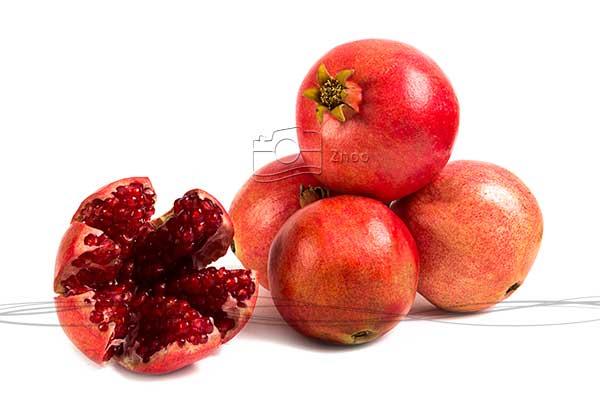 عکاسی صنعتی ژو - عکاسی زمینه سفید محصول - میوه